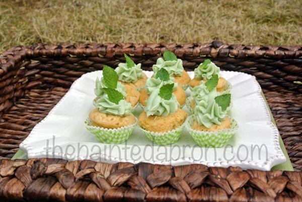 Baileys cupcakes 1 thepaintedapron.com