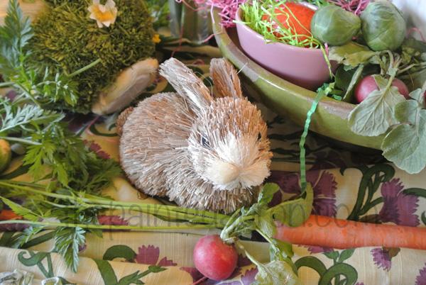bunny garden 3 thepaintedapron.com