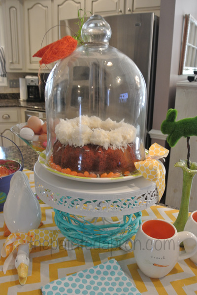 cottontail cake thepaintedapron.com