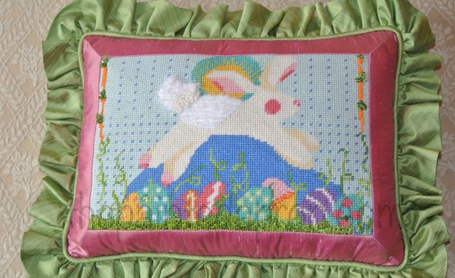 creations hand painted needlepoint canvas the painted apron