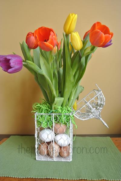 tulips & eggs2 thepaintedapron.com