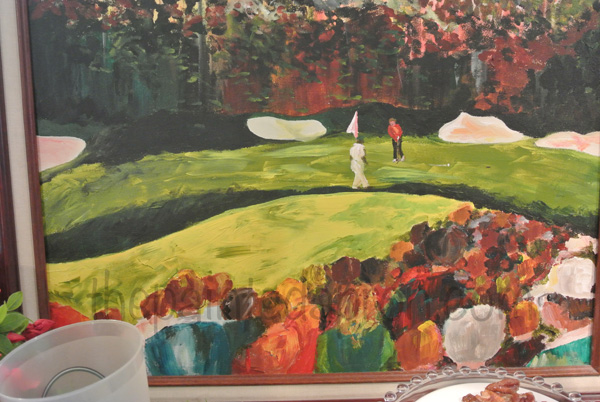 Masters painting thepaintedapron.com
