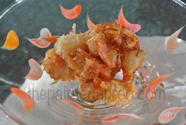 coconut shrimp 1 thepaintedapron.com
