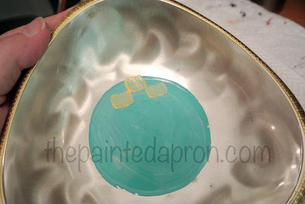 painted bowl thepaintedapron.com