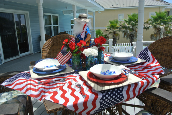 July 4th table thepaintedapron.com 5