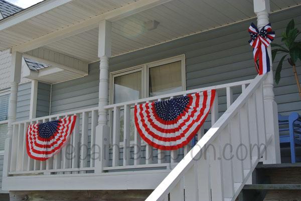 porch bunting thepaintedapron.com