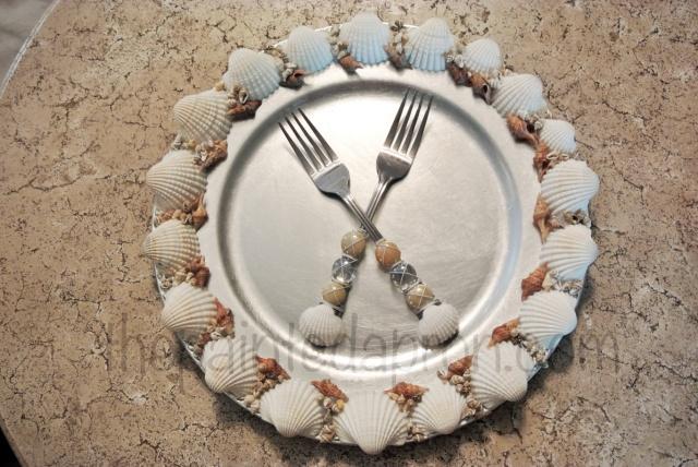 seahell silverware thepaintedapron.com