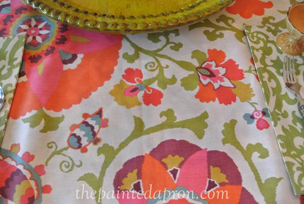 summer fabric thepaintedapron.com