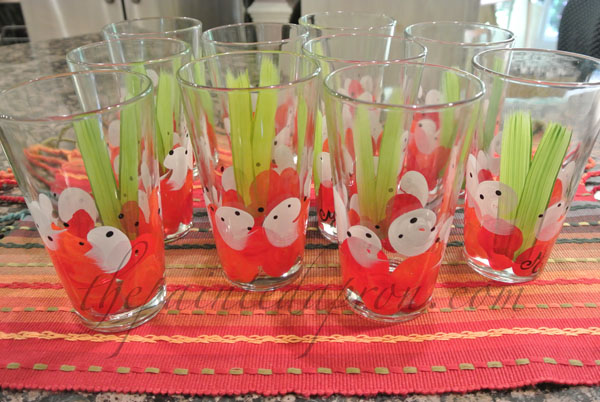 bloody mary glasses thepaintedapron.com