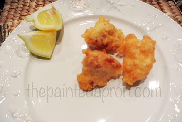 lobster tempura thepaintedapron.com