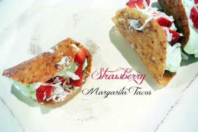 strawberry margarita tacos 3 thepaintedapron