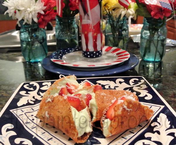 strawberry margarita tacos 5 thepaintedapron.com