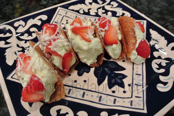 strawberry margarita tacos thepaintedapron.com