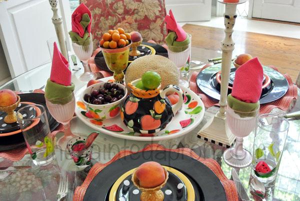 summer fruit thepaintedapron.com