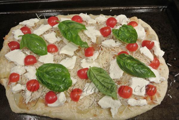 garden pizza thepaintedapron.com