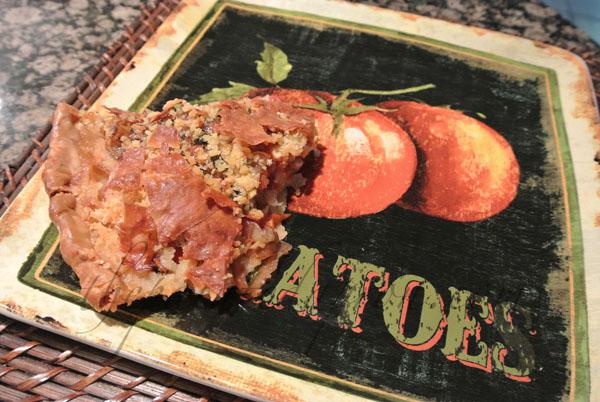 summer tomato pie thepaintedapron