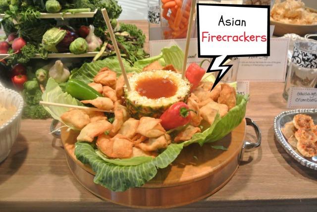 Asian Firecrackers thepaintedapron.com