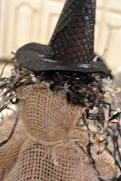 witch hat thepaintedapron.com