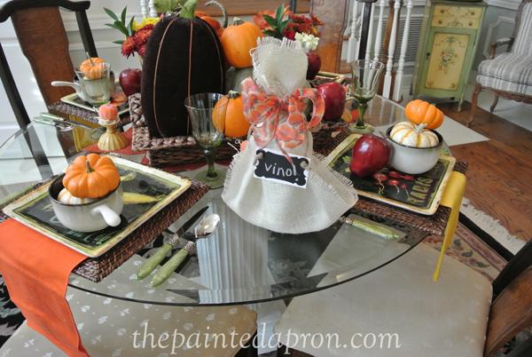 autumn table 3 thepaintedapron.com