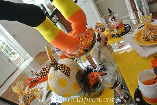crazy for candy corn 2 thepaintedapron.com