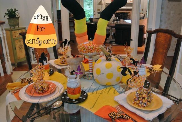 crazy for candy corn thepaintedapron.com