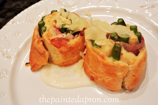 ham and asparagus timbales thepaintedapron.com