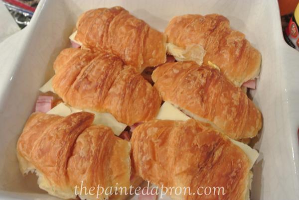 ham and cheese brunch thepaintedapron.com