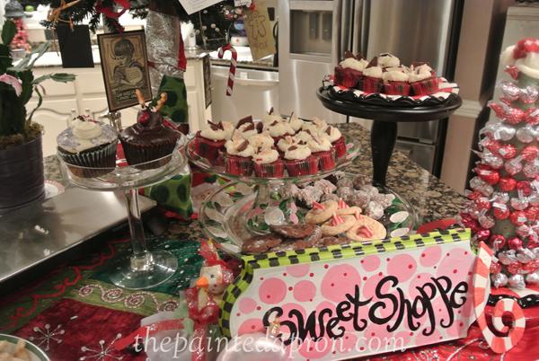dessert buffet thepaintedapron.com