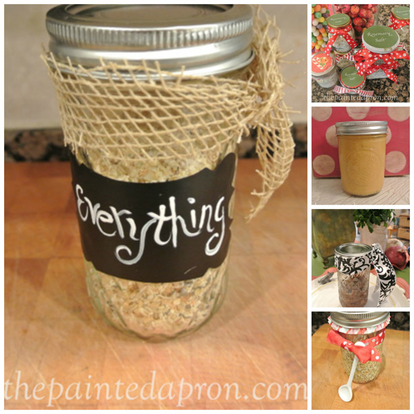jar gift Collage