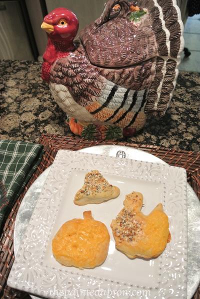 turkey cheese rolls thepaintedapron.com