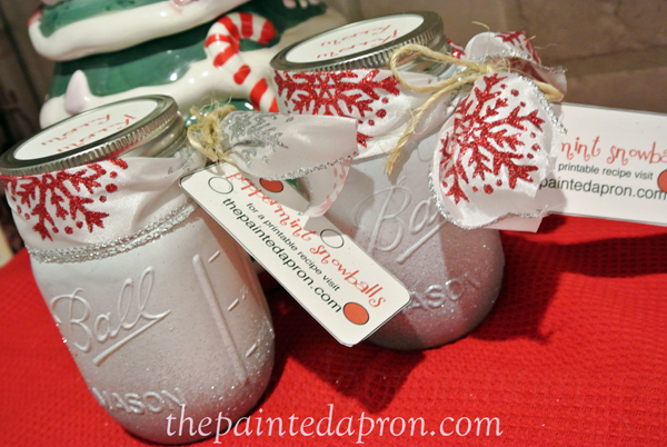 Ball jar gifts thepaintedapron.com
