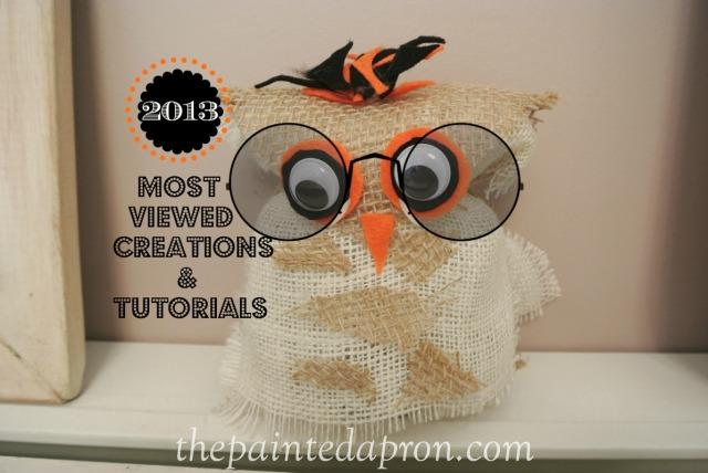 ball jar owl thepaintedapron.com
