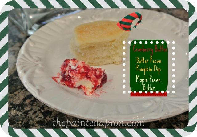 cranberry butter 1 thepaintedapron.com