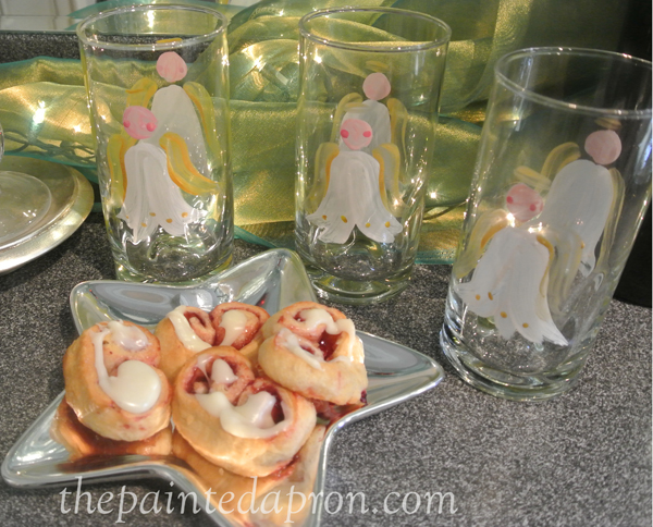 raspberry white chocolate angel wings thepaintedapron.com