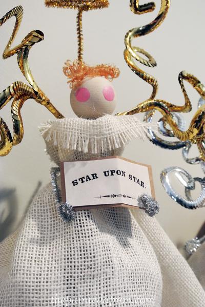 Singing angel thepaintedapron.com