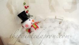 Frosty's Bath
