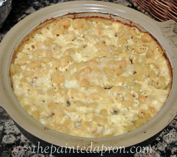 no boil mac and cheese thepaintedapron.com