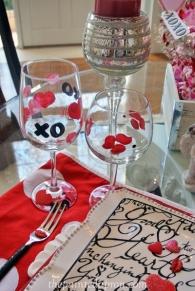 Valentine glasses thepaintedapron.com