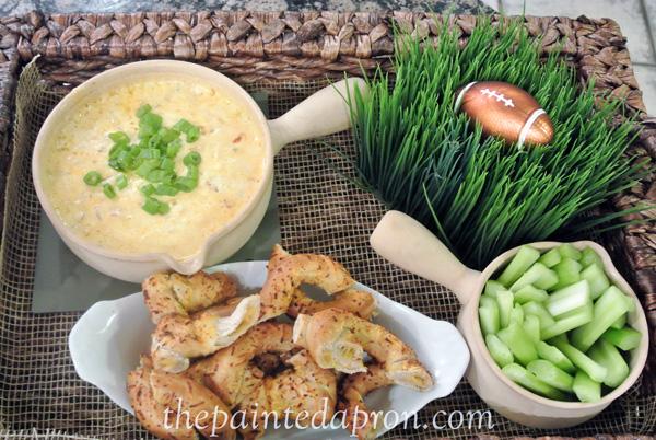 cheese fondue thepaintedapron.com