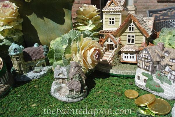 leprechaun village thepaintedapron.com