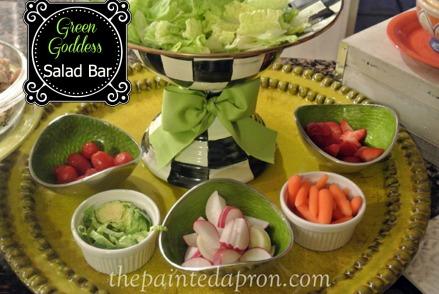 salad bar 5 thepaintedapron.com
