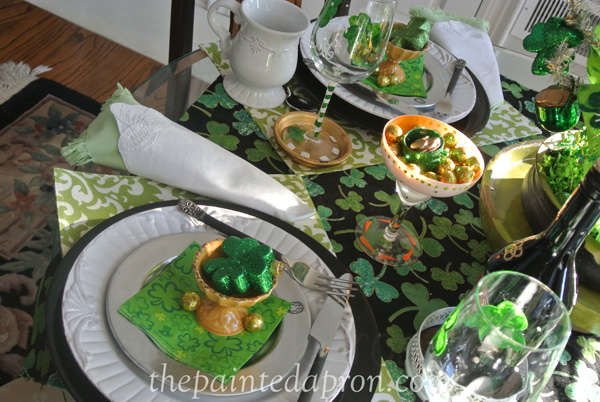 St. Pat's table 3 thepaintedapron.com