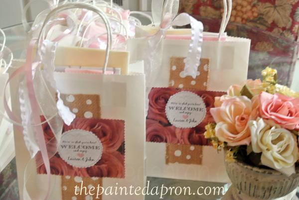 wedding welcome bags 1 thepaintedapron.com