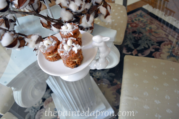 baby carrot cakes thepaintedapron.com