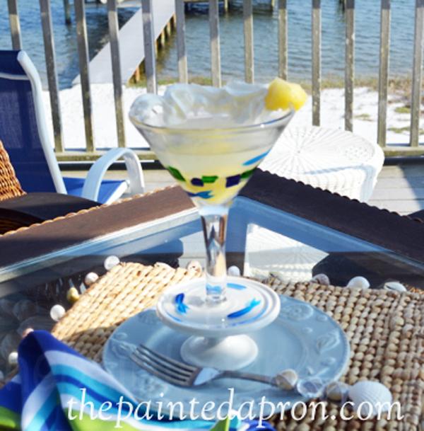 how to make a pineapple martini
