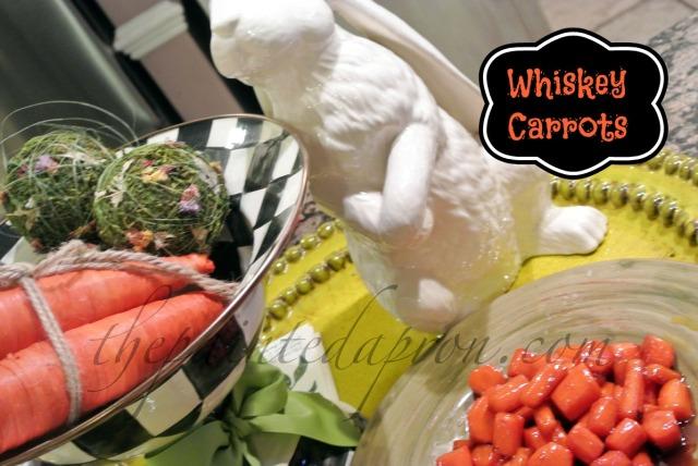 whiskey carrots 5 thepaintedapron.com