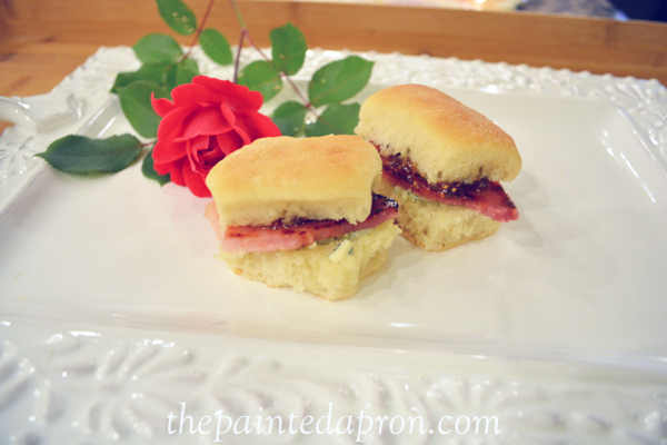 cocktail biscuits thepaintedapron.com
