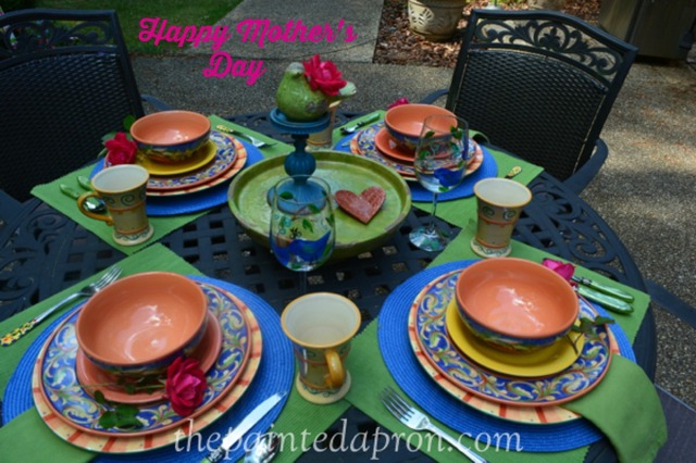 Mother's Day table thepaintedapron.com copy