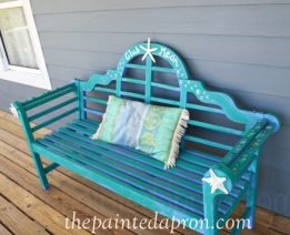shell bench