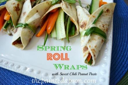 spring rolls thepaintedapron.com